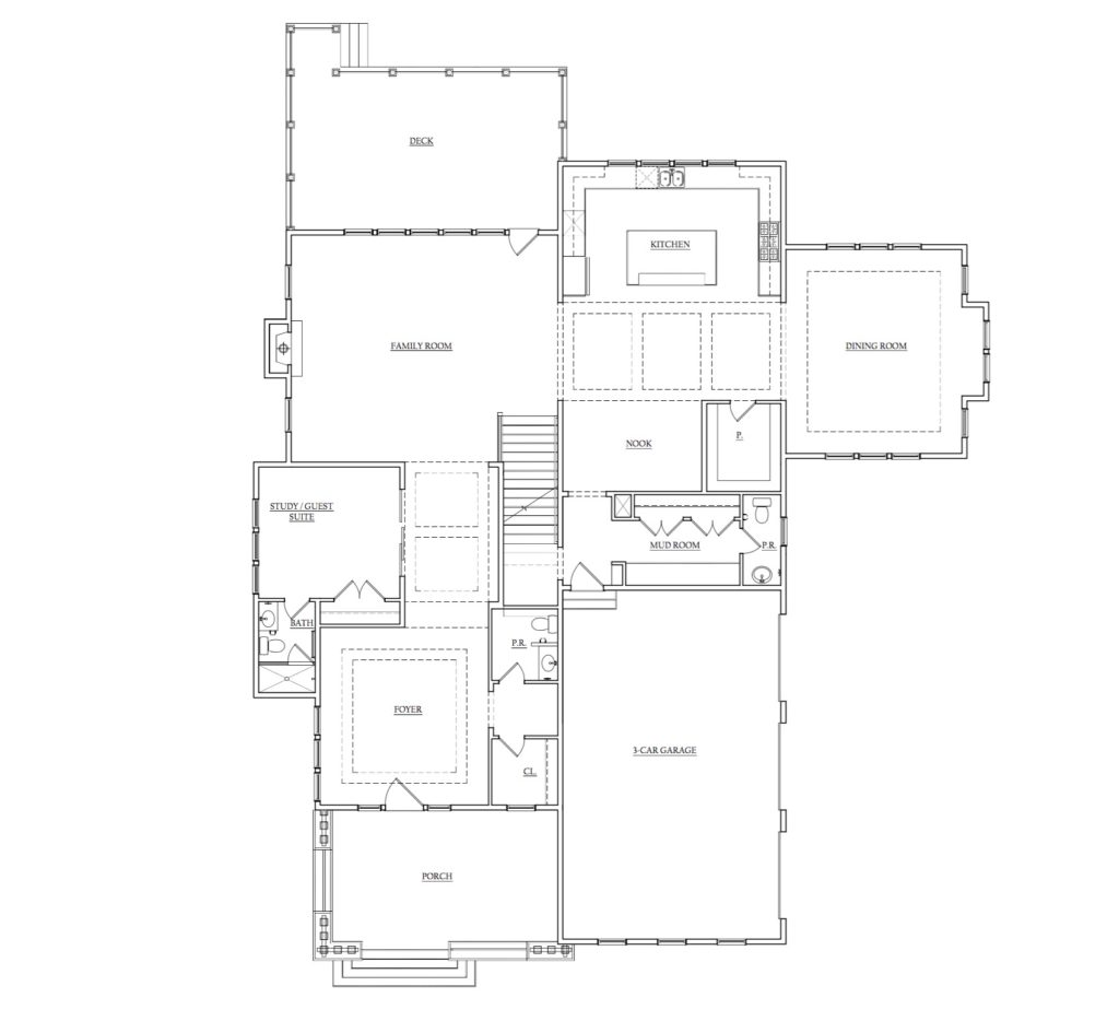 100 Mudroom Floor Plans The Roosevelt Floor Plan